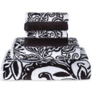 JCPenney Home™ Jacobean Bath Towels