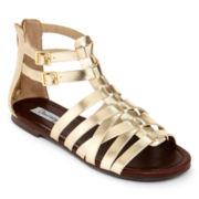 Olsenboye® Armor Gladiator Sandals