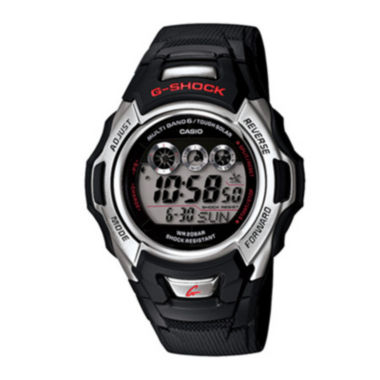 jcpenney.com | Casio® G-Shock Solar Atomic Mens Digital Sport Watch GWM500A-1