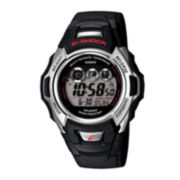 Casio® G-Shock Solar Atomic Mens Digital Sport Watch