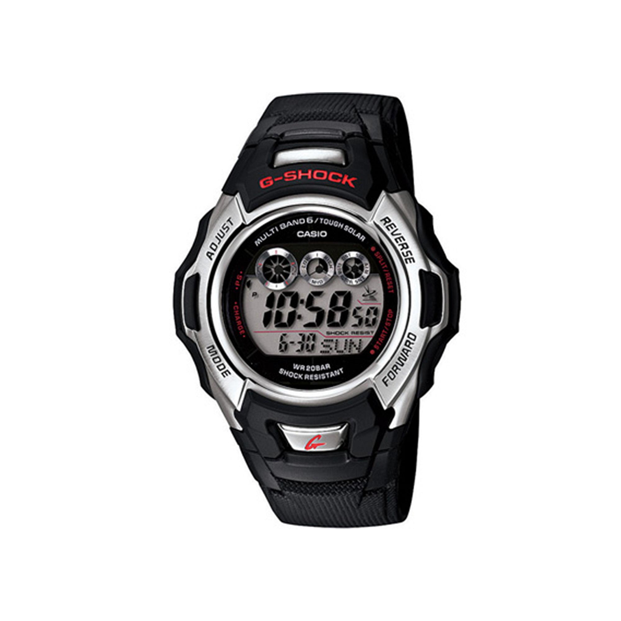 Casio G-Shock Solar Atomic Mens Digital Sport Watch GWM500A-1