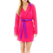 Pajama Drama Hooded Robe