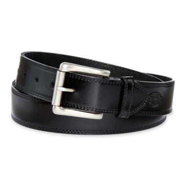 jcpenney.com | Dickies® Black Leather Belt
