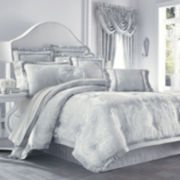 Queen Street® Alyssandra 4-pc. Jacquard Comforter Set