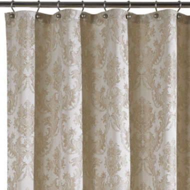 jcpenney.com | Queen Street® Bianca Damask Shower Curtain