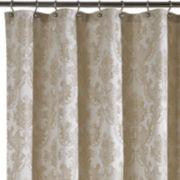 Queen Street® Bianca Damask Shower Curtain