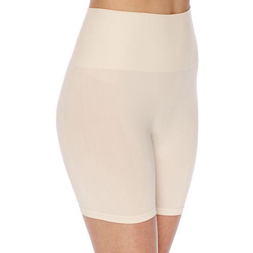 Jockey® Slimmers Microfiber Seamless Shorts - 4136