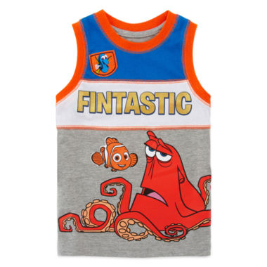 jcpenney.com | Disney Apparel by Okie Dokie® Finding Dory Tank Top- Toddler Boys 2t-5t