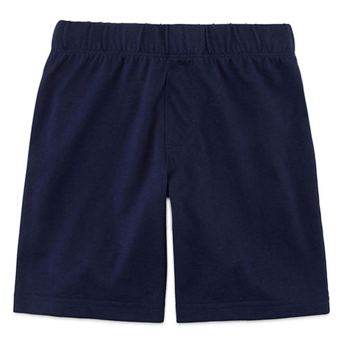 Okie Dokie® American Pull-On Shorts - Toddler Boys 2t-5t