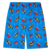 Comics Dawn Of Justice Pajama Shorts - Boys 4-12