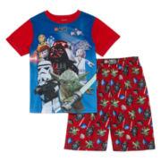 Lego Star Wars 2-pc. Short-Sleeve Pajama Set - Boys 4-12