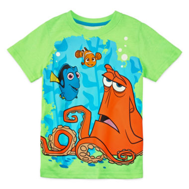 jcpenney.com | Disney Apparel by Okie Dokie® Short-Sleeve Dory Tee - Preschool Boys 4-7