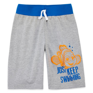 jcpenney.com | Disney Apparel by Okie Dokie® Dory Shorts - Preschool Boys 4-7