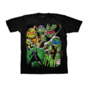 Teenage Mutant Ninja Turtles Short-Sleeve Tee - Preschool Boys 4-7