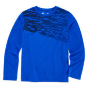 Xersion™ Long-Sleeve Graphic Top - Boys