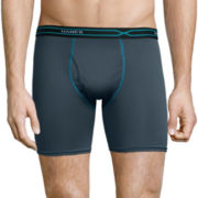 Hanes® 3-pk. X-Temp® Performance Cool Long Leg Boxer Briefs