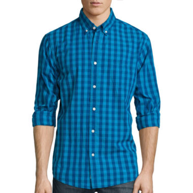jcpenney.com | Lee® Long-Sleeve Button-Front Shirt
