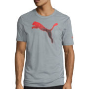 Puma® Big Cat Short-Sleeve Graphic Tee