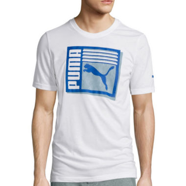 jcpenney.com | Puma® Knockout Short-Sleeve Graphic Tee