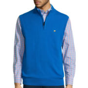 Jack Nicklaus® 1/4-Zip Sweater Vest