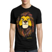Fifth Sun™ Lion King Short-Sleeve Graphic Tee - Big & Tall