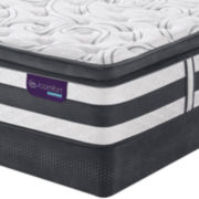 Serta® iComfort® Hybrid Expertise Super Pillow Top - Mattress + Box Spring