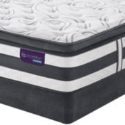Serta® iComfort® Hybrid Advisor Super Pillow Top - Mattress + Box Spring