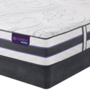 Serta® iComfort® Hybrid HB300S Cushion Firm - Mattress + Box Spring