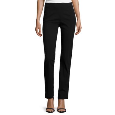 jcpenney.com | Worthington® Side-Zip Millennium Pants