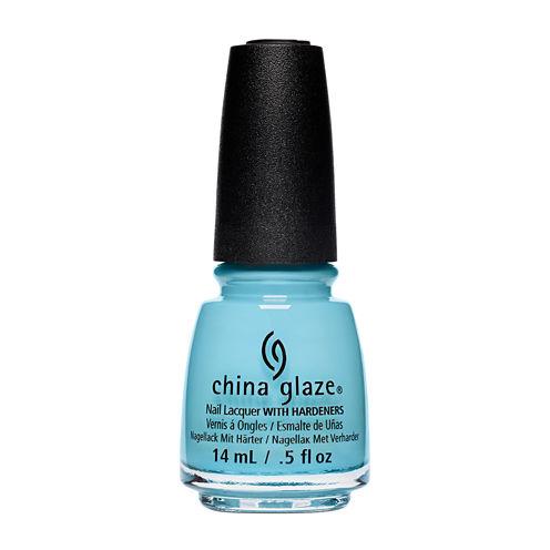 China Glaze Chalk Me Up  - 0.5 Oz Nail Polish - .5 oz.
