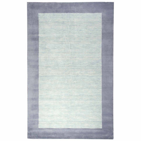 Rizzy Home Platoon Border Rectangular Rugs