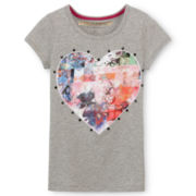 Dreampop® Photo-Print Tee - Girls 7-16
