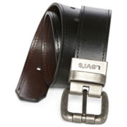 Levi's® Reversible Embossed Belt - Boys