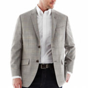 Haggar® Plaid Sport Coat