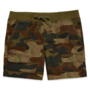 Arizona Midi Shorts - Girls 7-16 and Plus