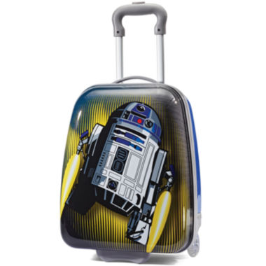 "jcpenney.com | American Tourister® Star Wars R2-D2 18"" Carry-On Hardside Upright Luggage"