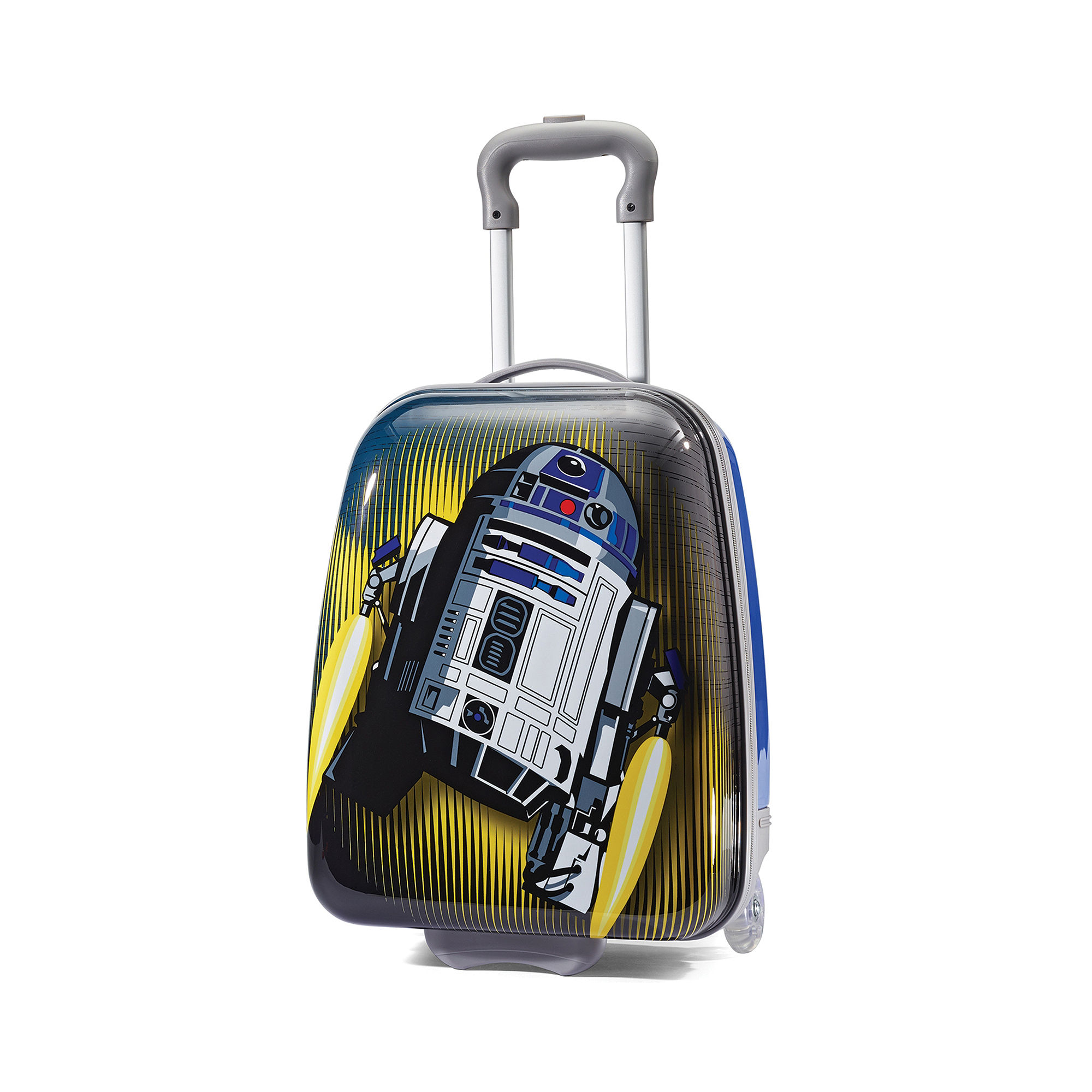 "American Tourister Star Wars R2-D2 18"" Carry-On Hardside Upright Luggage"
