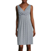 St. John's Bay® Printed Tank Sundress