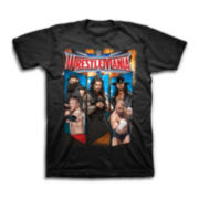 Wrestlemania Ring Short-Sleeve Graphic Tee