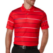 PGA TOUR® Stripe Golf Polo - Big & Tall
