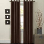 Wesley Thermal Grommet-Top Curtain Panel