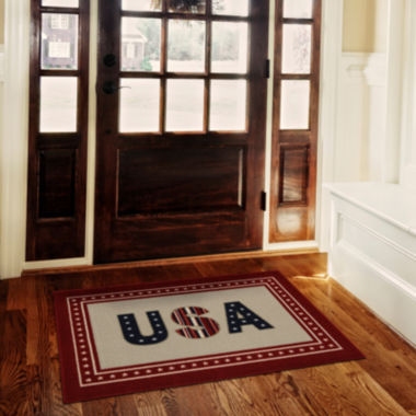 jcpenney.com | JCPenney Home™ Americana Fireworks Rectangular Rug