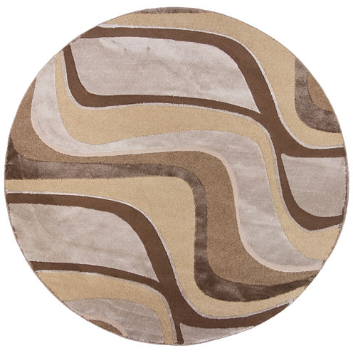 Donny Osmond Timeless by KAS Visions Round Rug