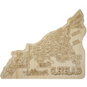 Totally Bamboo® Cleveland Serving Board
