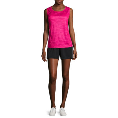 jcpenney.com | Made for Life™ Mesh Tank Top or Short - Tall