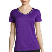 Made for Life™ Short-Sleeve Melange T-Shirt