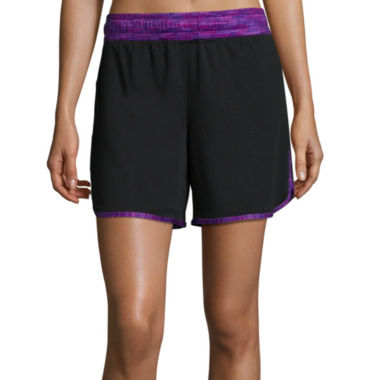 jcpenney.com | Made for Life™ French Terry Shorts - Tall