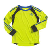 adidas® Long-Sleeve Soccer Tee - Preschool Boys 4-7
