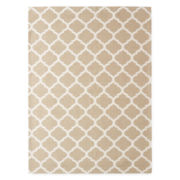 Outdoor Oasis Ogee Indoor/Outdoor Rectangular Rug