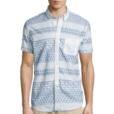 jcpenney.com | Arizona Short-Sleeve Woven Shirt